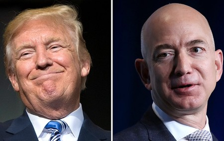 Trump vs Amazon: esto es la guerra