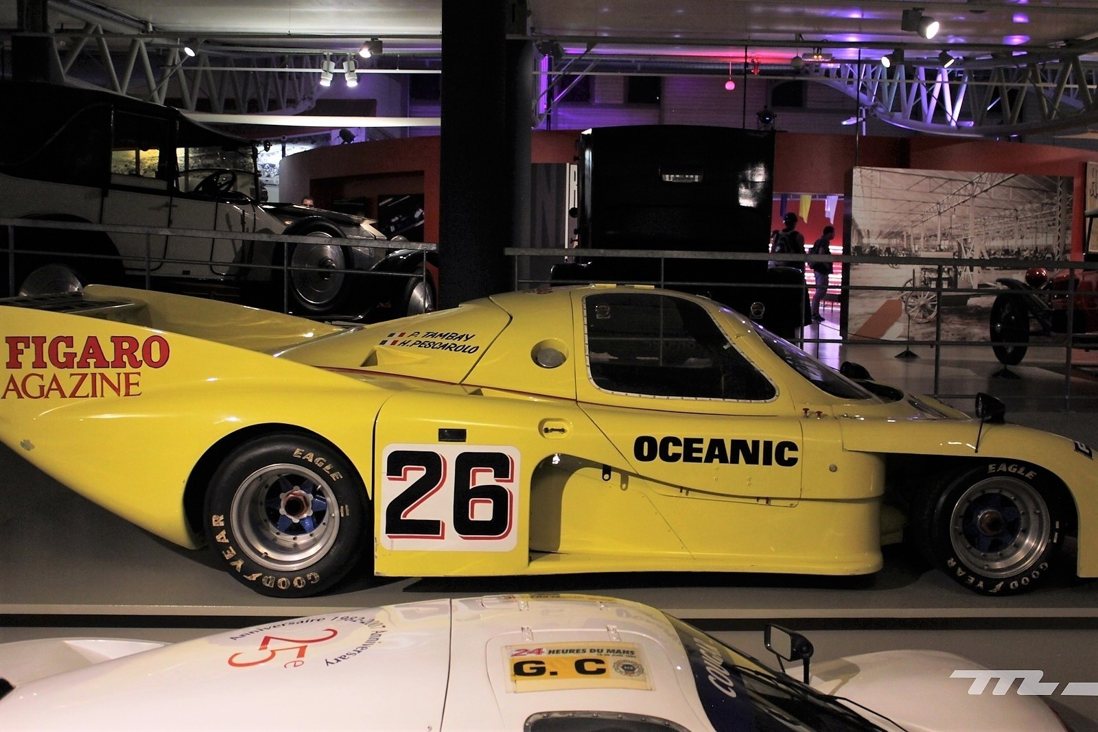 Foto de Museo de las 24 Horas de Le Mans (madurez) (24/45)