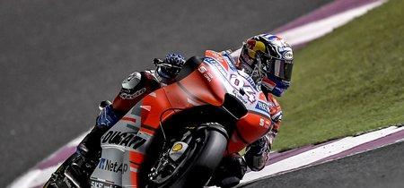 """Andrea Dovizioso: """"Lorenzo va a ganar carreras este año, va a hacerme la vida un poco más difícil"""""""