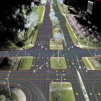 Intel entra en los mapas de Here (Audi, BMW, Daimler) poniendo rumbo a la conducción autónoma