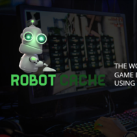 Robot Cache quiere ser la nueva tienda digital en la que se podrá comprar y revender los juegos que adquiramos