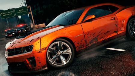 Cochazos americanos a la conquista de 'Need for Speed: Most Wanted' de Criterion
