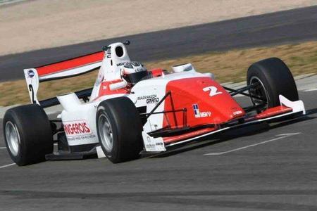 La Fórmula 2 ofrecerá pruebas con un GP2 al segundo y tercer clasificados