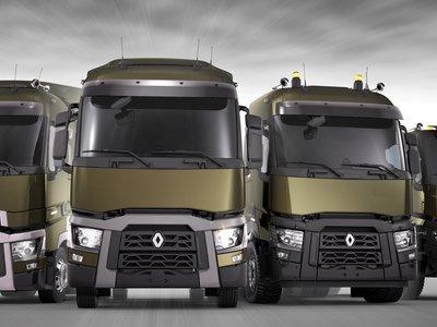 ¡Impresionante! Los camiones Renault recurrirán a la impresión 3D para mantenerse con vida