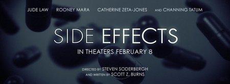 'Efectos secundarios', tráiler de la última película de Steven Soderbergh