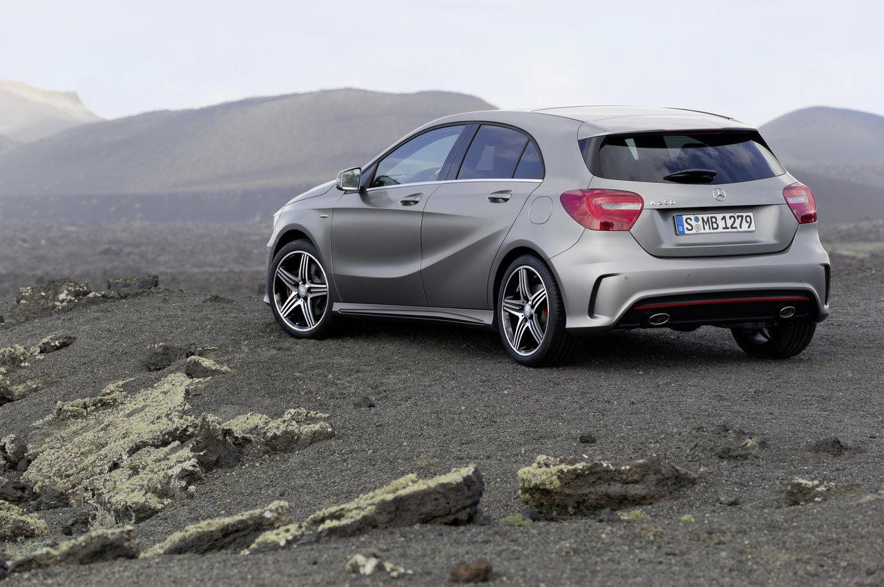 Foto de Mercedes-Benz Clase A 2012 (67/67)