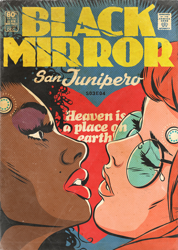 Foto de Portadas cómic 'Black Mirror' (8/14)