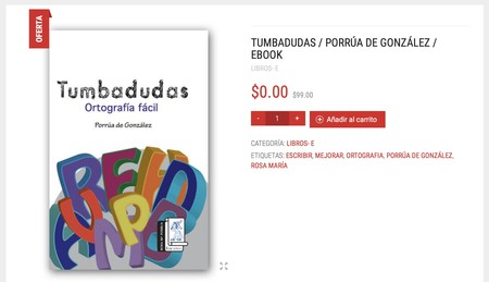 Ebooks Rosa Ma Porrua 1