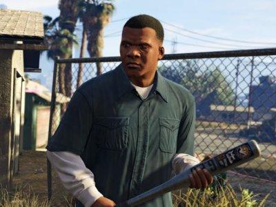 Franklin quiere batear cráneos con esta comparativa de GTA V en PC al máximo