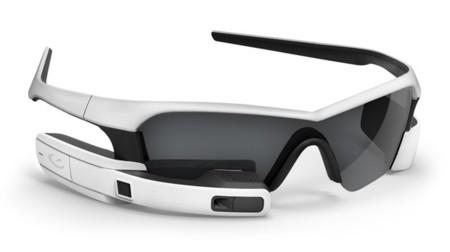 Recon jet gafas con Android