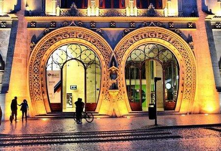 Descubriendo Lisboa: la Estación de Rossio