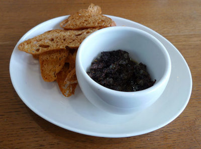 Tapenade, un aderezo saludable