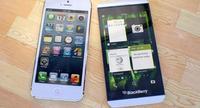 Apple buscaría contratar a los desarrolladores de BlackBerry