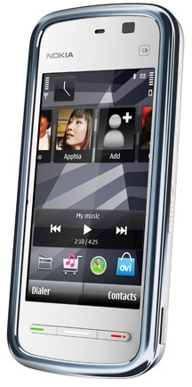 Nokia 5235 Comes With Music, dedicado a la música