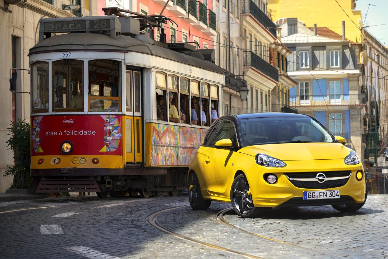 Foto de Opel Adam (9/50)