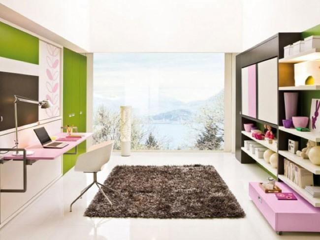 Una soluci n diferente para cada dormitorio juvenil for Cama escondida en mueble