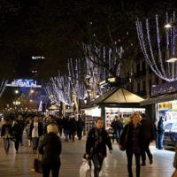 ¿Más luces navideñas, más ventas?