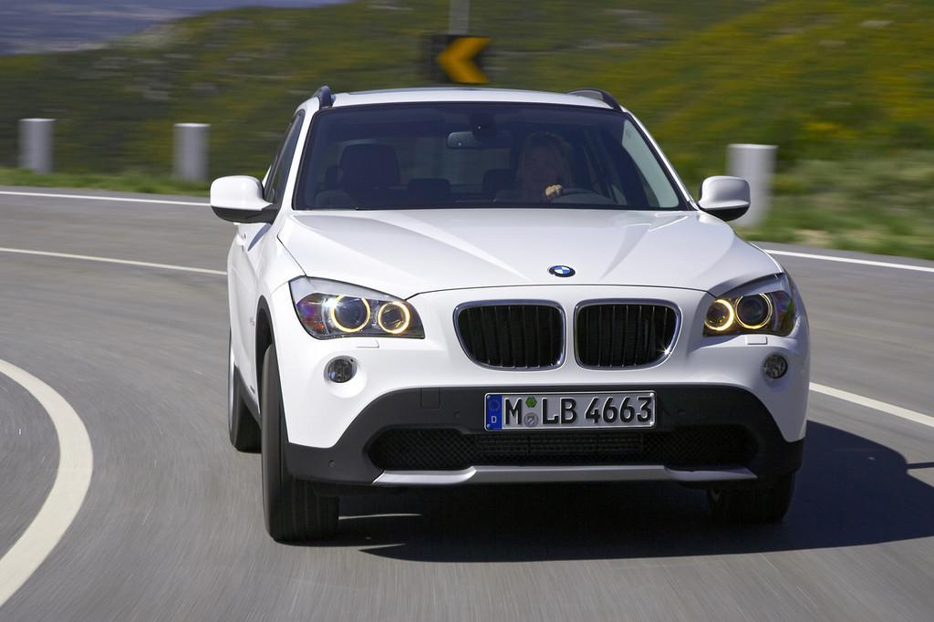 Foto de BMW X1 (17/120)