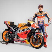 Honda ha inscrito a Marc Márquez para el Gran Premio de Catar de MotoGP, pero su presencia no es segura