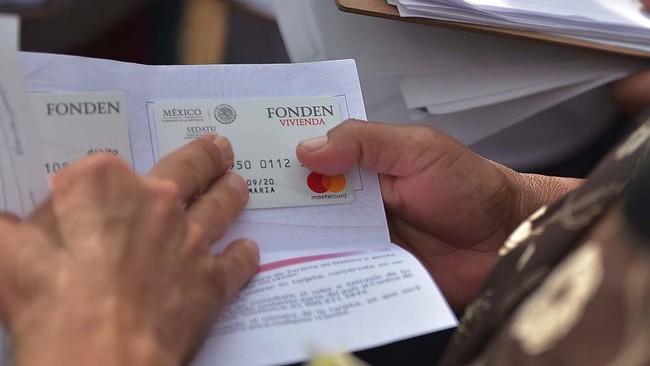 Hackeadas y clonadas, pero BANSEFI asegura que las tarjetas de damnificados para el terremoto se encuentran controladas