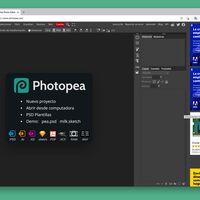 Photopea es un clon de Photoshop gratis y online que ha generado un millón de dólares en 12 meses gastando 42: así lo ha conseguido