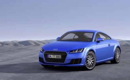 Audi TT 2014: ahora, una lección de tecnología