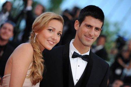 Jelena Ristic, ese pibón que acompaña a Novak Djokovic a los partidos y está petando la red
