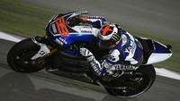 MotoGP Catar 2013: Jorge Lorenzo gana también con la nueva fórmula para conseguir la pole