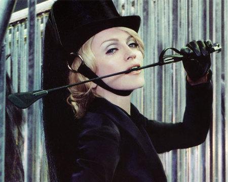 Madonna es hospitalizada