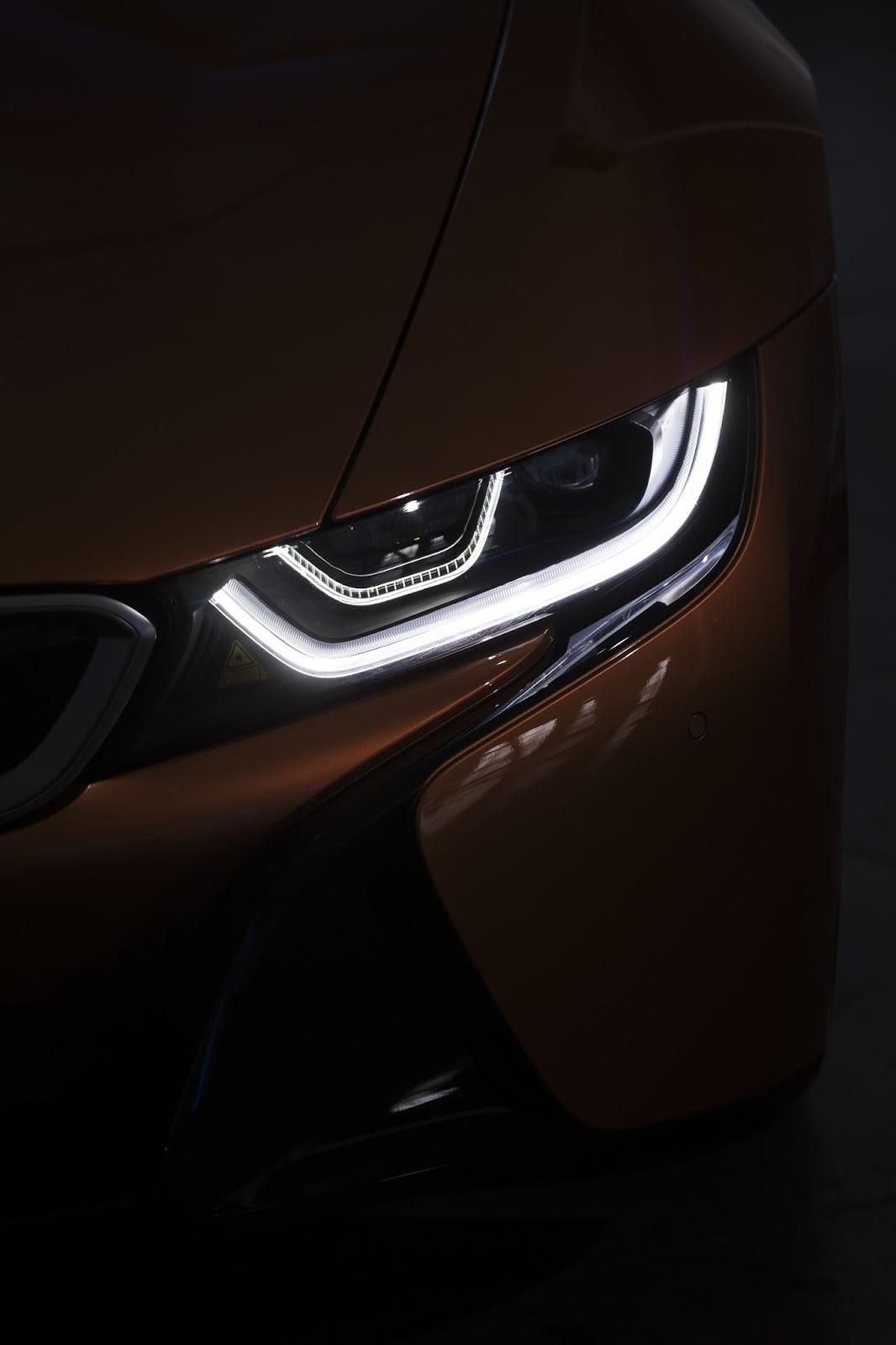 Foto de BMW i8 Roadster (primeras impresiones) (14/30)