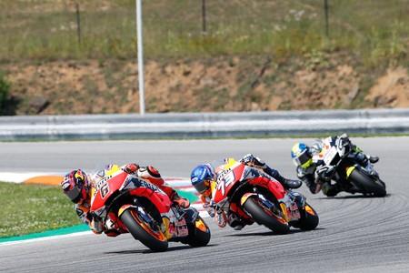 Bradl Marquez Brno Motogp 2020