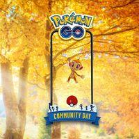 Chimchar protagonizará el Día de la Comunidad de Pokémon GO en noviembre