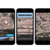 Apple Maps en iOS 11 cuenta con una nueva navegación en realidad virtual y es tan increíble como suena
