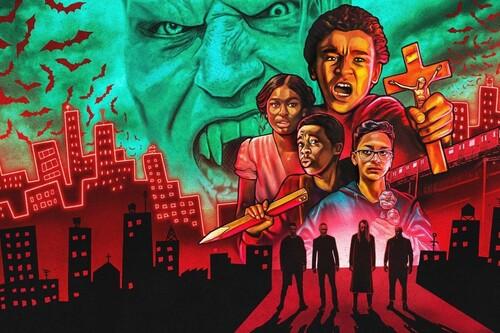 'Vampiros contra el Bronx': Netflix recupera el espíritu de 'Pesadillas' en una amena sátira de terror juvenil y gentrificación