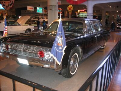 1691 Lincoln Continental
