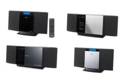 Panasonic presenta en España cuatro nuevos sistemas compactos de sonido