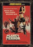 Póster de 'Planet Terror' de Robert Rodriguez