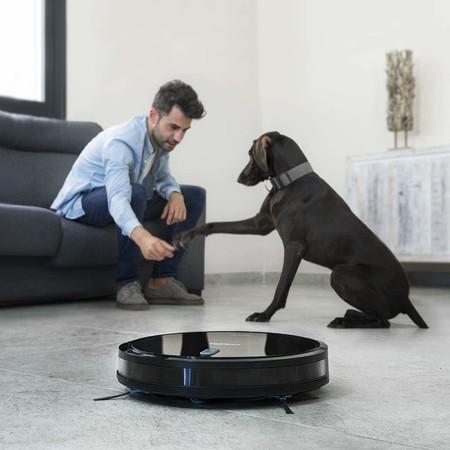 Este robot aspirador de la marca española Conga no tiene nada que envidiar a Roomba y está rebajadísimo en AliExpress