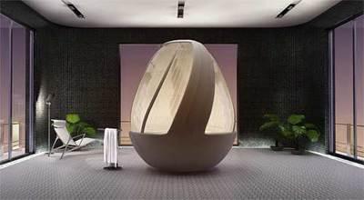 Ducha Cocoon, un prototipo interesante