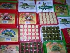 Especias y hierbas frescas congeladas Dorot