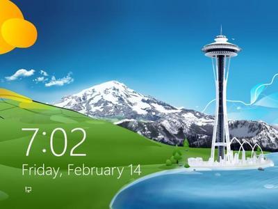 Cómo desactivar la pantalla de inicio/desbloqueo en Windows 8 y 8.1