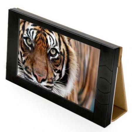 Album Portable Digital Photo Gallery de Firebox, un marco digital portátil