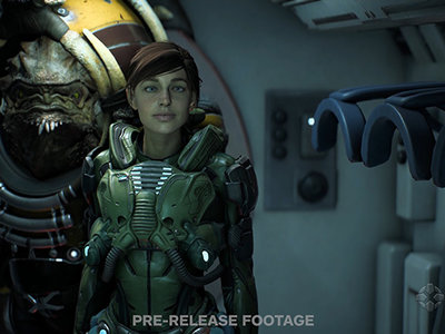 ¡Spoilers cortos! Diecisiete minutos de gameplay de Mass Effect: Andromeda