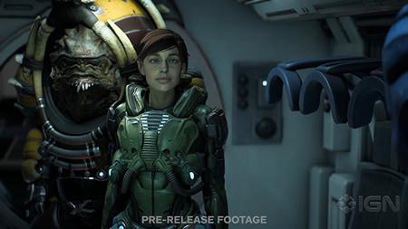¡Spoilers cortos! Diecisiete minutos de gameplay de Mass Effect: Andromeda