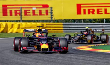 Verstappen Spa F1 2019