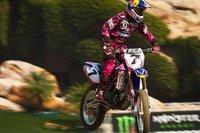 James Stewart vence la quinta prueba del Campeonato del Mundo de Supercross en Los Angeles