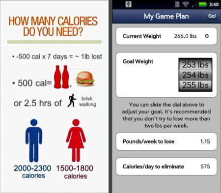 Fuerza voluntad para bajar de peso