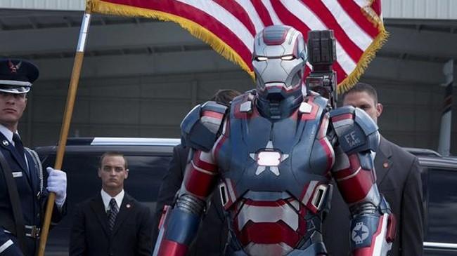 Imagen de la película 'Iron Man 3'