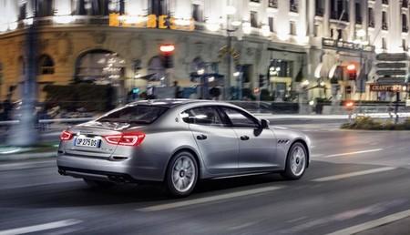 Maserati Quattroporte 2013 Diésel 5