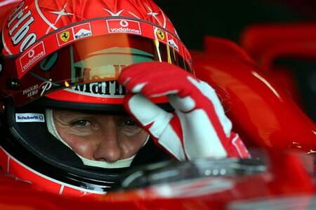 Michael Schumacher deja la puerta abierta a su regreso
